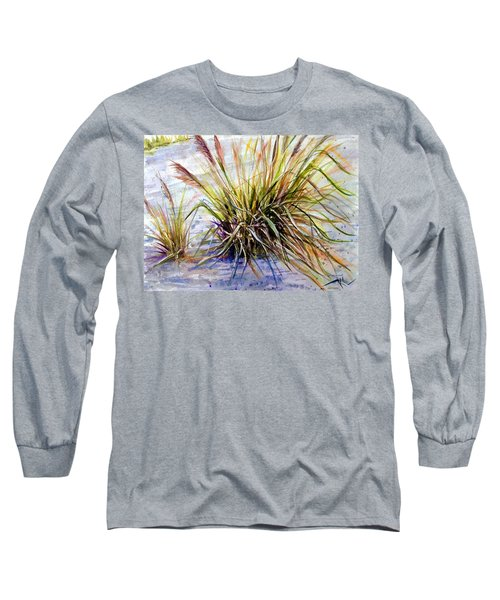 Grass 1 Long Sleeve T-Shirt