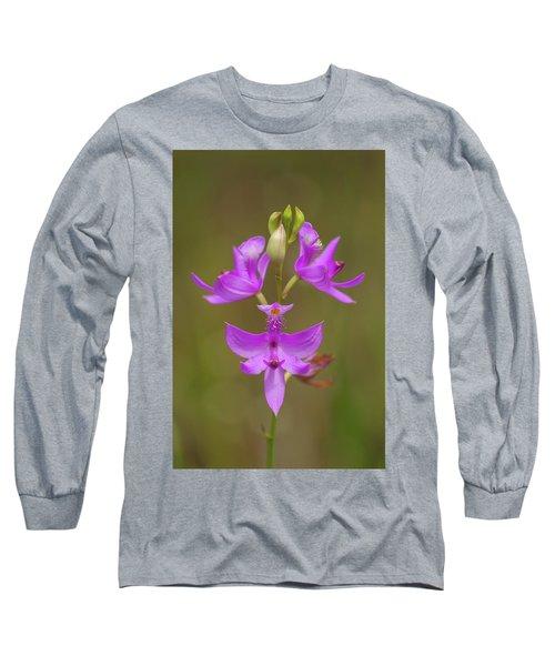 Grasspink #1 Long Sleeve T-Shirt