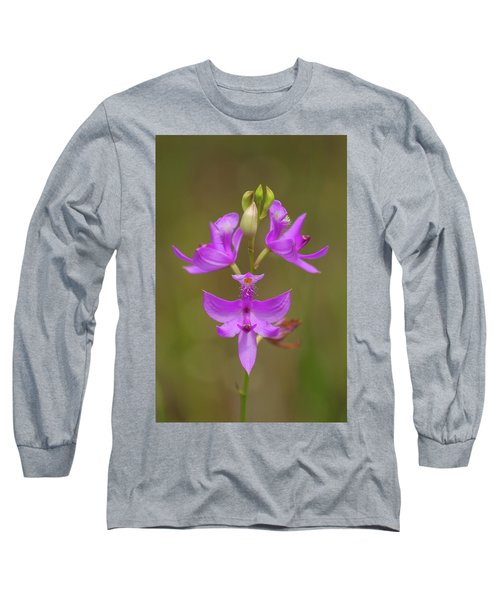 Grasspink #1 Long Sleeve T-Shirt