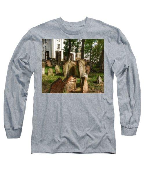 Graveyard Shift I Long Sleeve T-Shirt