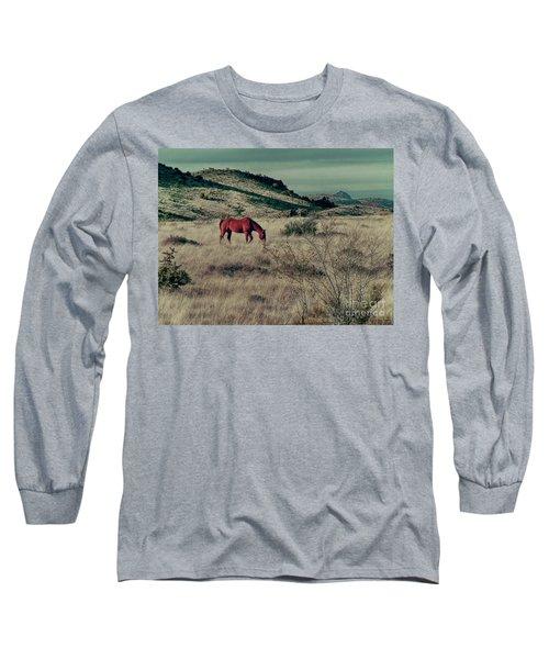 Grazing Solo Long Sleeve T-Shirt