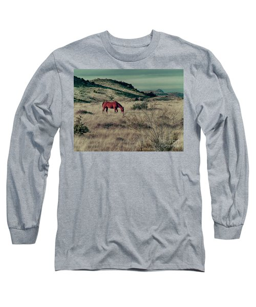 Grazing Solo Long Sleeve T-Shirt