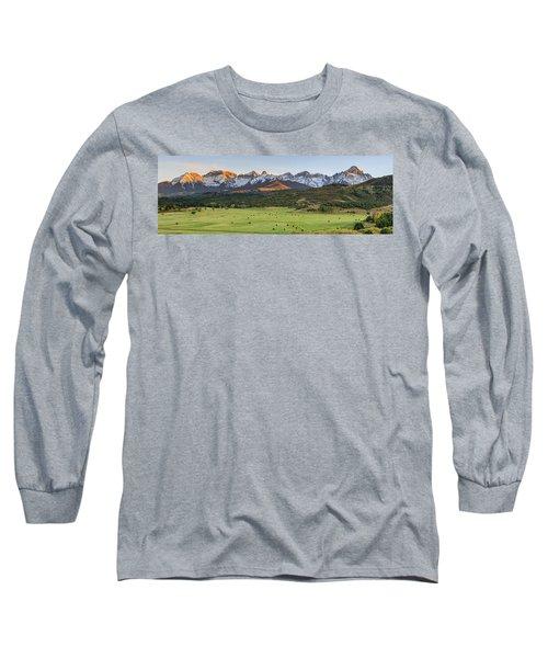 Grazing Under Sneffels Long Sleeve T-Shirt