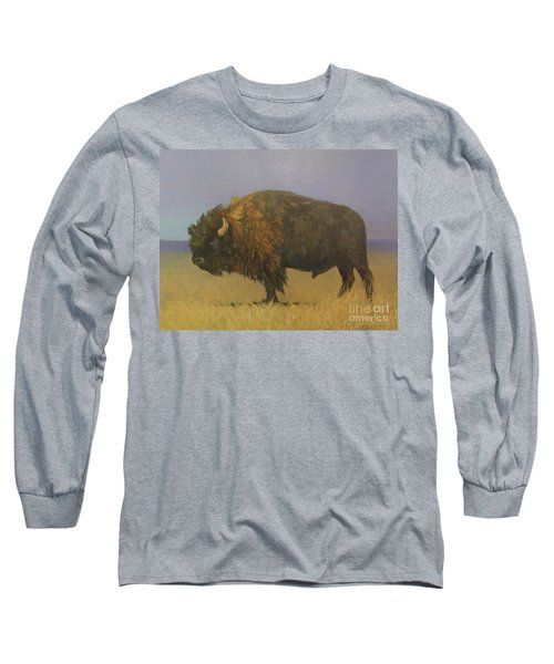 Great American Bison Long Sleeve T-Shirt