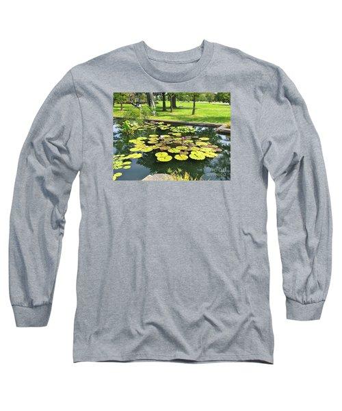 Great Greenery Long Sleeve T-Shirt
