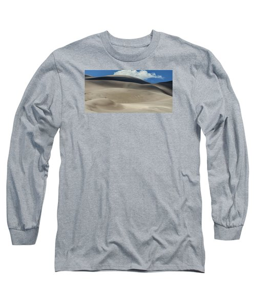 Great Sand Dunes National Park II Long Sleeve T-Shirt by Greg Reed