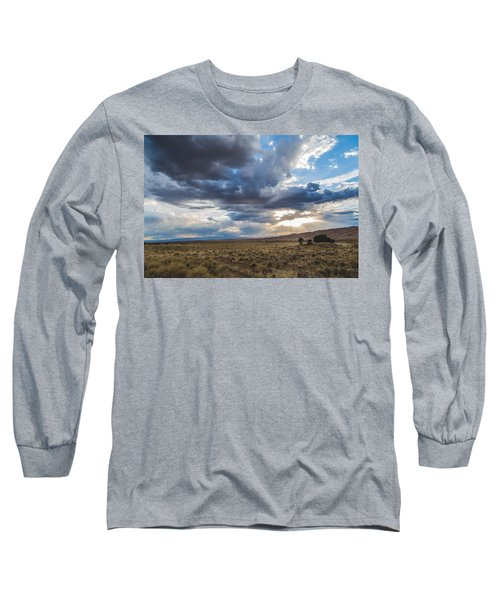 Great Sand Dunes Stormbreak Long Sleeve T-Shirt