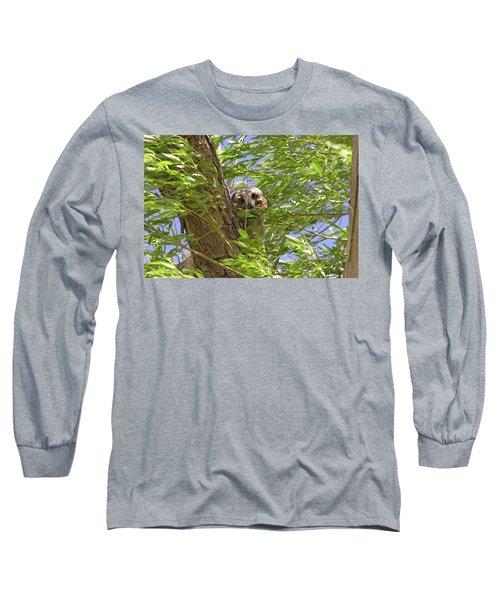 Greathornedowlchick1 Long Sleeve T-Shirt