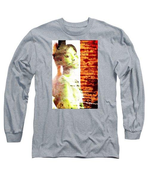 Green Bauty Long Sleeve T-Shirt