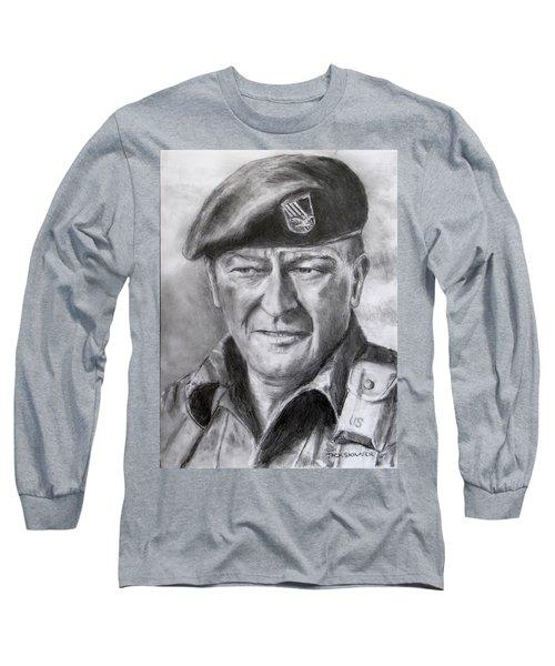 Green Beret Long Sleeve T-Shirt