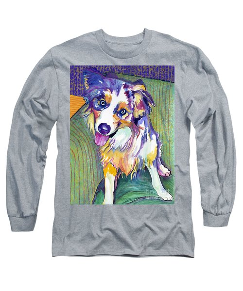 Green Couch    Long Sleeve T-Shirt