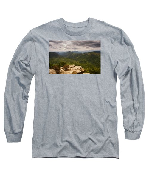 Green Gorge Long Sleeve T-Shirt