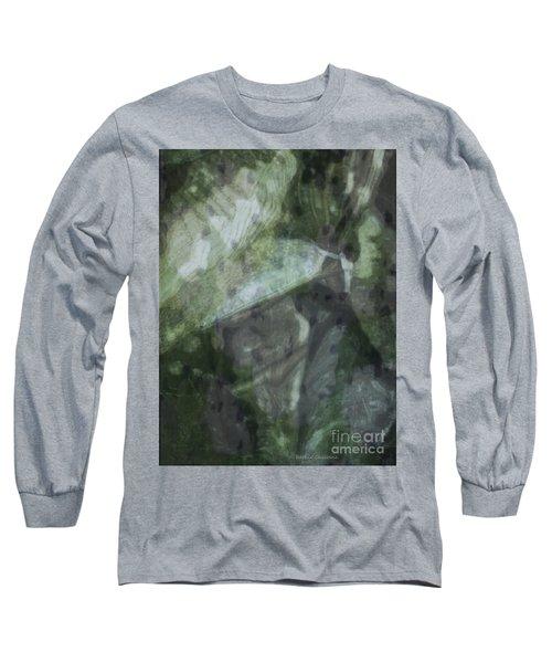 Green Mist Long Sleeve T-Shirt