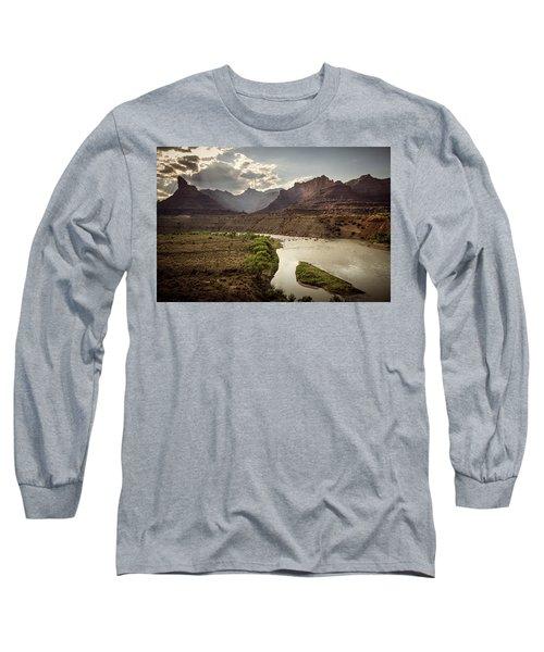 Green River, Utah Long Sleeve T-Shirt