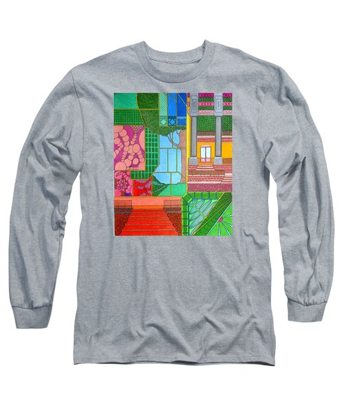 Green Roof Long Sleeve T-Shirt