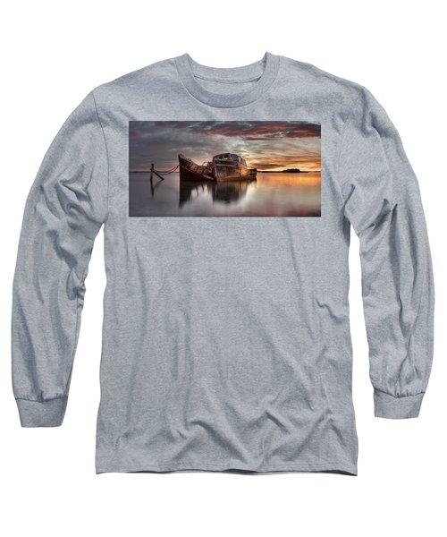 Greenpoint Sunrise Long Sleeve T-Shirt