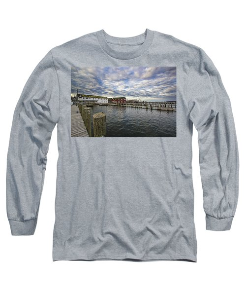 Greenport Dock Long Sleeve T-Shirt