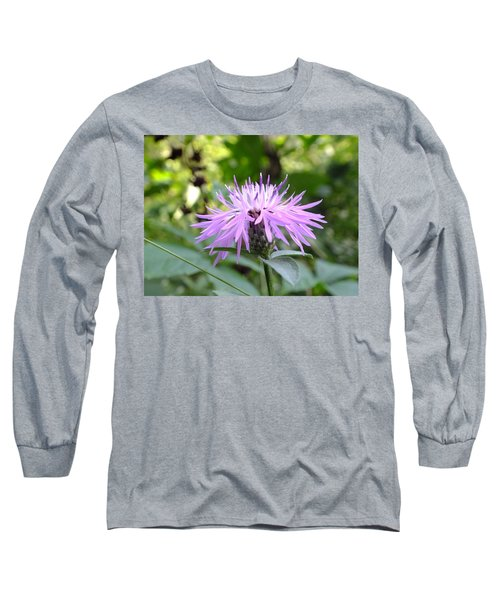 Greet The Day  Long Sleeve T-Shirt