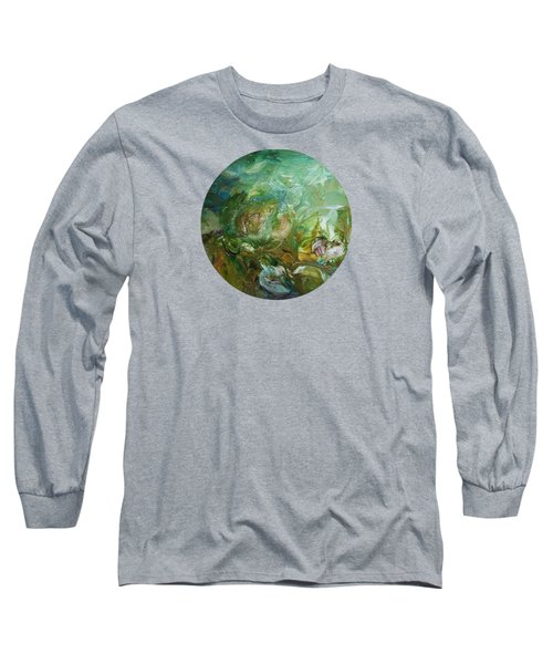 Growing Long Sleeve T-Shirt