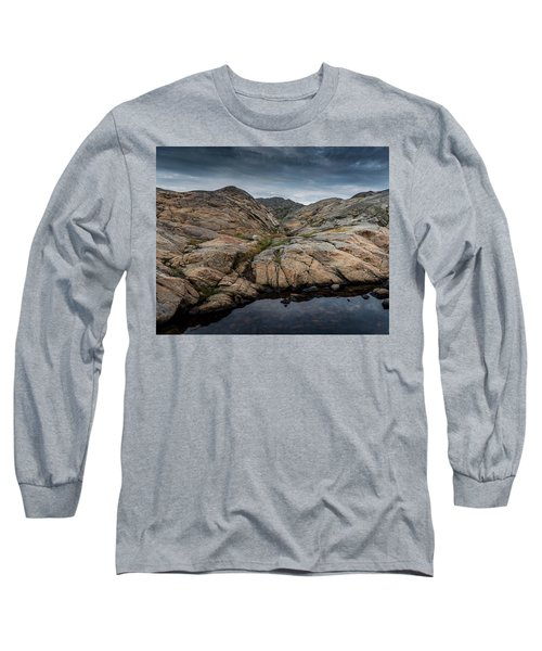 Grundsund, Sweden Long Sleeve T-Shirt