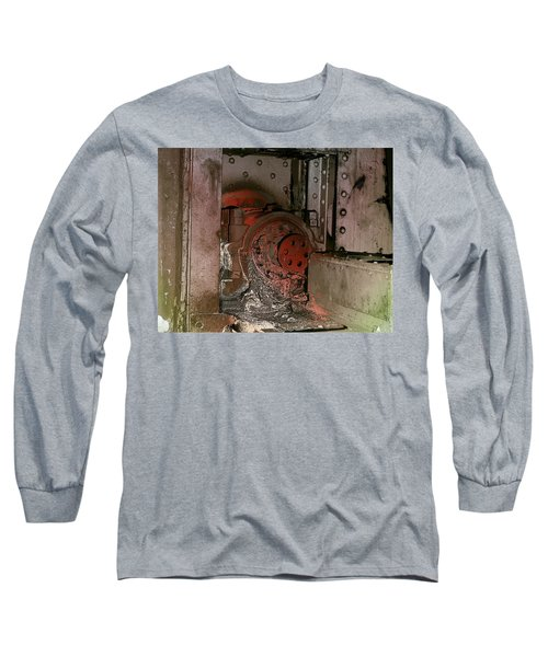 Grunge Gear Motor Long Sleeve T-Shirt