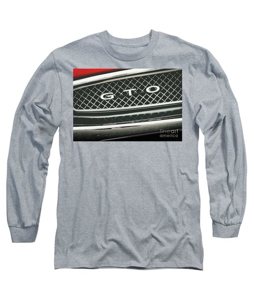 Gto Grill Long Sleeve T-Shirt
