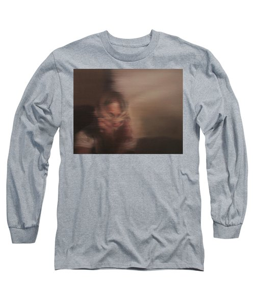 Guarded Long Sleeve T-Shirt by Cherise Foster