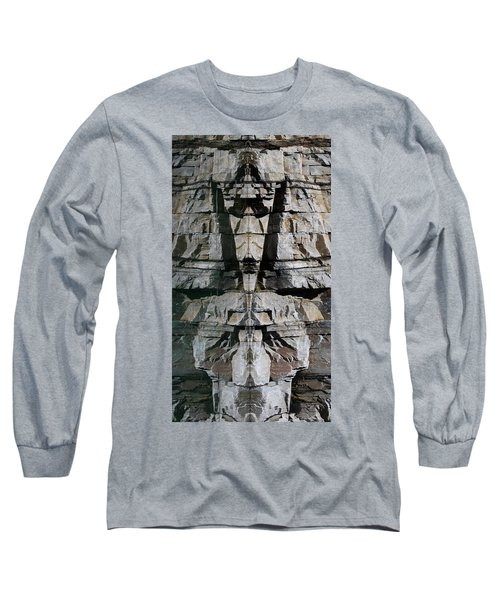 Long Sleeve T-Shirt featuring the photograph Guardians Of The Lake by Cathie Douglas