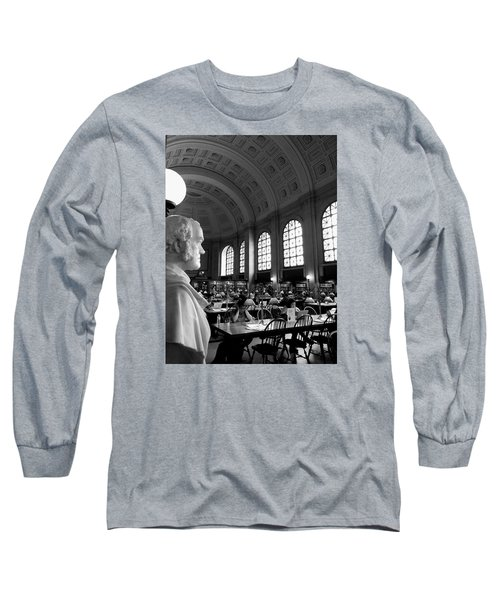 Guarding The Knowledge Long Sleeve T-Shirt