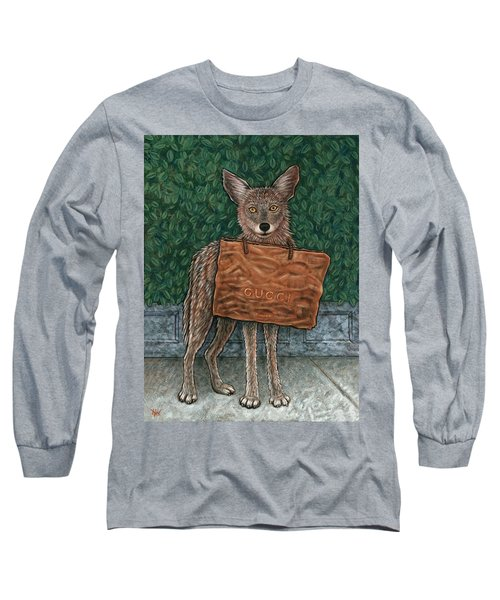 Gucci Coyote Long Sleeve T-Shirt