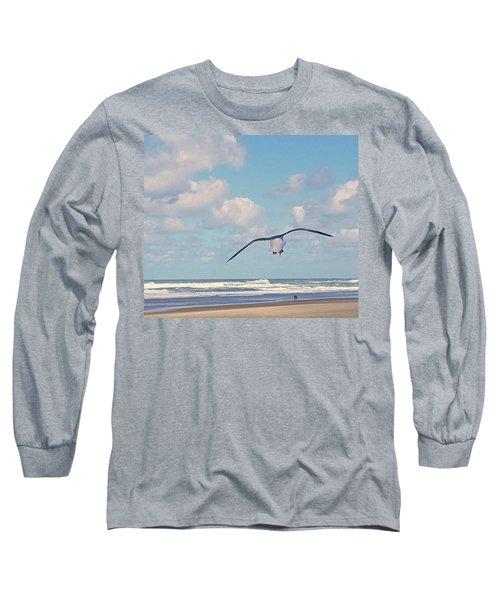 Gull Getaway Long Sleeve T-Shirt