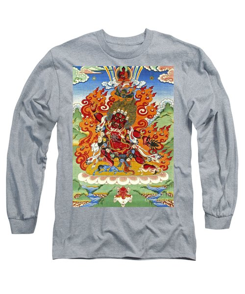 Guru Dragpo Long Sleeve T-Shirt