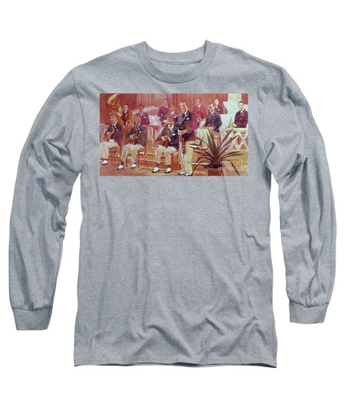 Guy Lombardo The Royal Canadians Long Sleeve T-Shirt