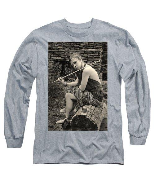 Gypsy Player Long Sleeve T-Shirt