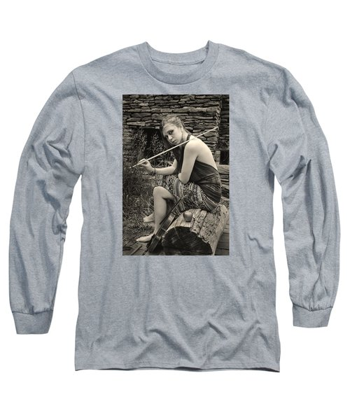 Gypsy Player Long Sleeve T-Shirt