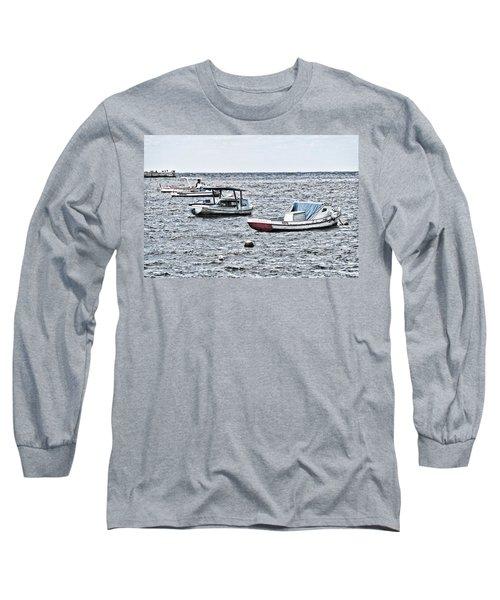 Habana Ocean Ride Long Sleeve T-Shirt