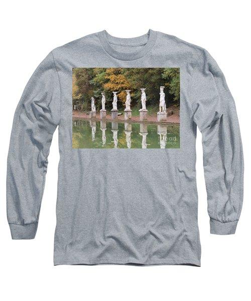 Hadrian's Villa 4 Long Sleeve T-Shirt