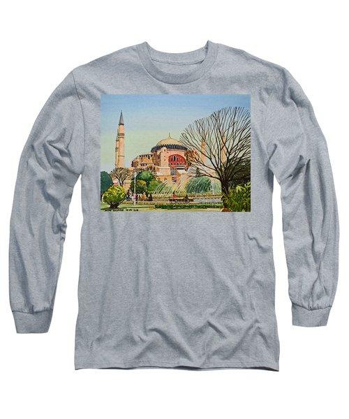 Hagia Sophia Long Sleeve T-Shirt