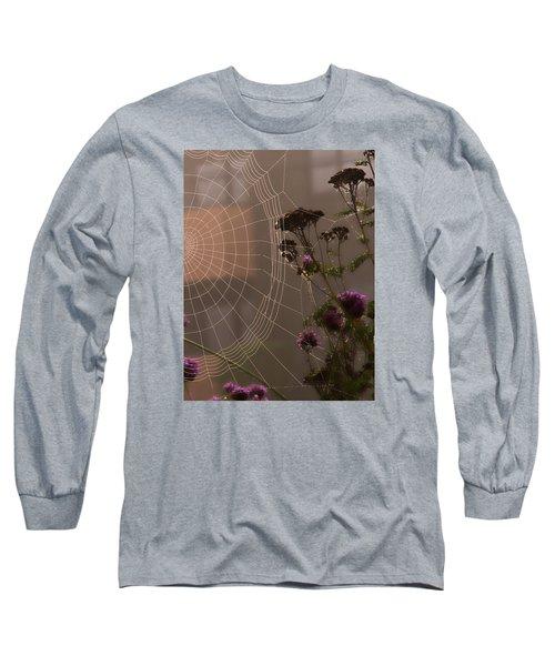Half A Web Long Sleeve T-Shirt
