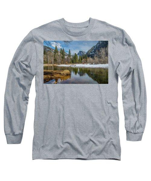 Half Dome Vista Long Sleeve T-Shirt
