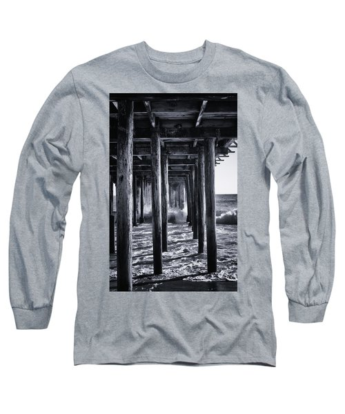 Hall Of Mirrors Long Sleeve T-Shirt
