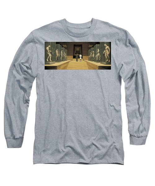 Hall Of Replicants Long Sleeve T-Shirt