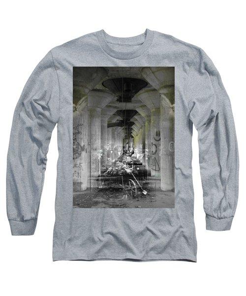 Hall Of Secrets Long Sleeve T-Shirt