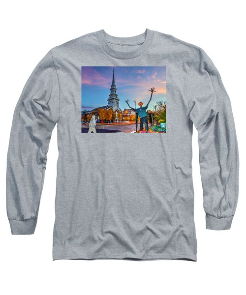 Halloween In Portsmouth 746 Long Sleeve T-Shirt