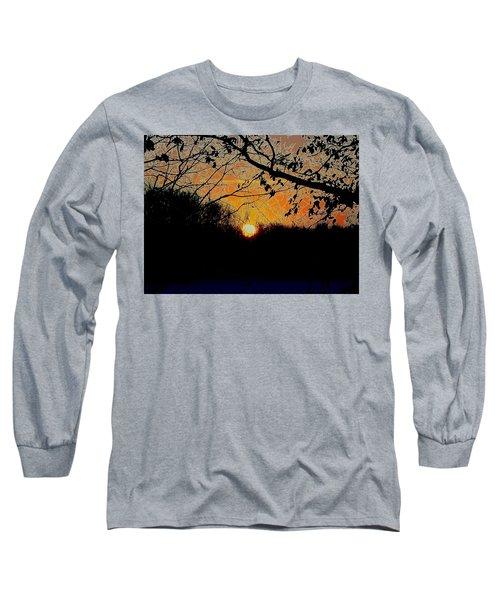 Hallows Eve Long Sleeve T-Shirt