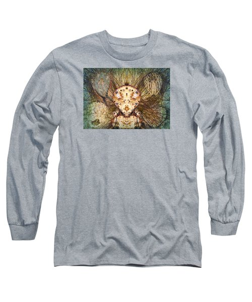Hallucina-jim Long Sleeve T-Shirt
