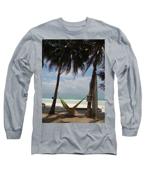 Hammock Time Long Sleeve T-Shirt