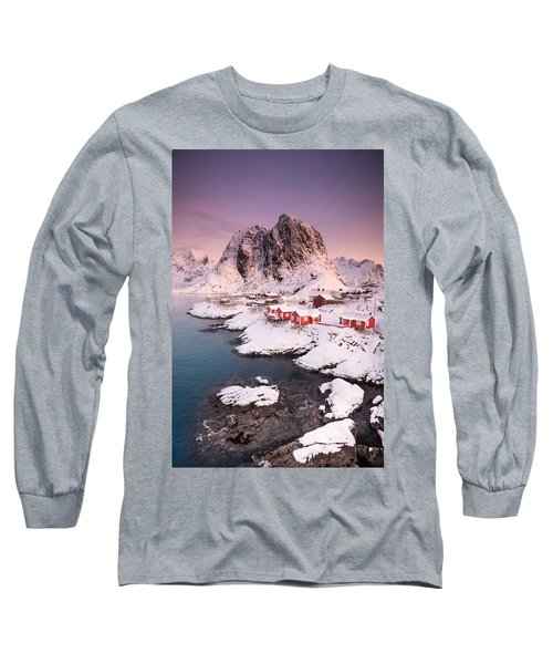 Hamnoy Long Sleeve T-Shirt by Alex Conu