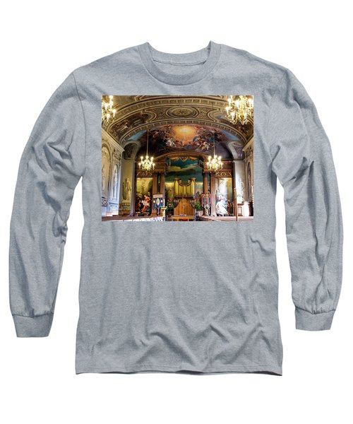 Handel's Organ Long Sleeve T-Shirt