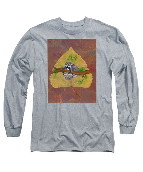Hang On Long Sleeve T-Shirt by Ralph Root